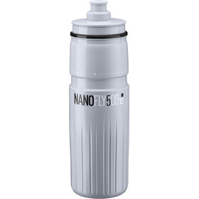Elite Nanofly Borraccia 500ml, grey